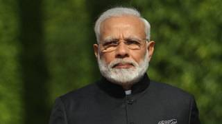 Modi in Davos: Globalization under attack