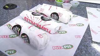 New Menu Items at Pita Pit