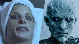 """Eden Tries the """"Game of Thrones"""" Facial 