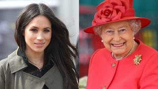 Quiz: Meghan Markle and her majesty -- Are they really that different?