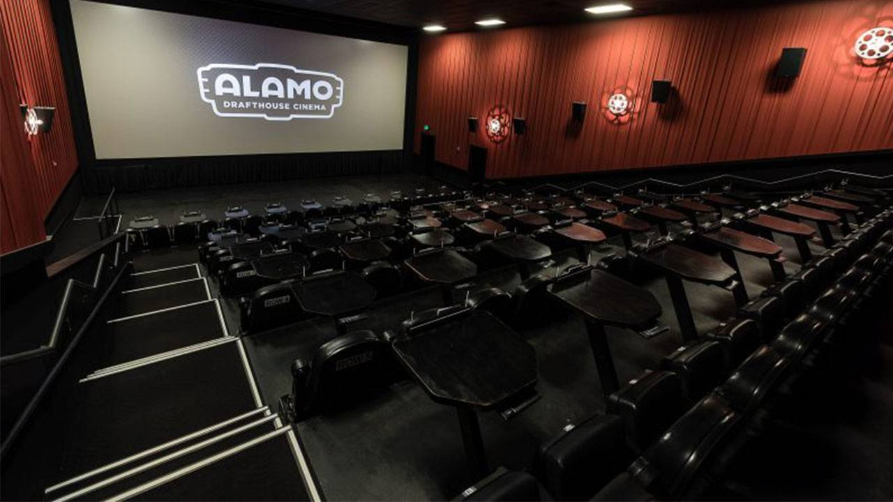 Alamo Drafthouse gives educators free admission throughout...