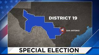 Early voting begins Monday for state Senate District 19 runoff