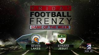 Friday Football Frenzy Game of the Week: Seven Lakes vs. Strake Jesuit
