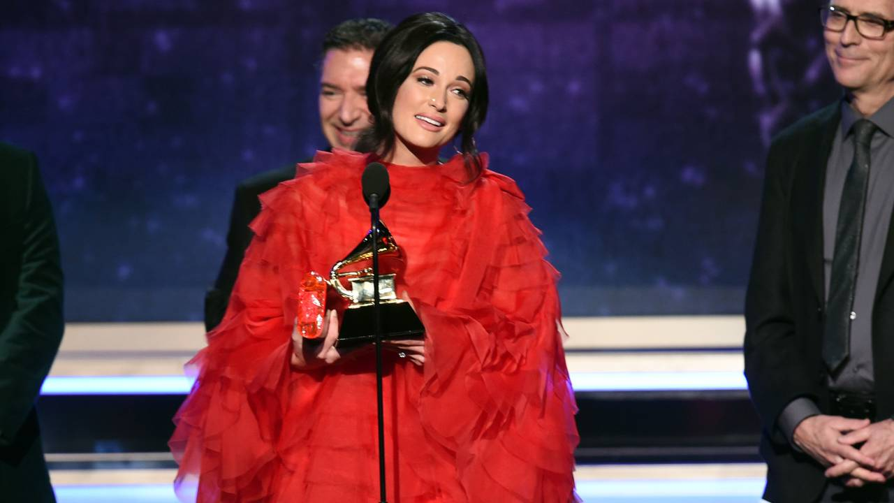 Kacey Musgraves wins album of the year at 2019 Grammys38539096-75042528