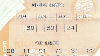 Michigan Lottery: Macomb County man wins $1 3M on Fast Cash game