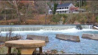 Partial removal to Lexington's Jordan's Point Dam to begin