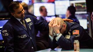 Why the Dow keeps sinking