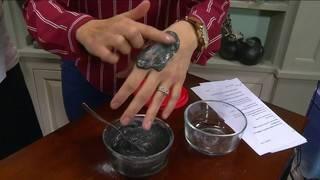 DIY: Charcoal Coconut Cleanser & Scrub
