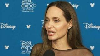 Angelina Jolie Says She 'Ugly Cried' When She Dropped Maddox…