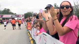 Thousands participate in 11th annual Donna Marathon