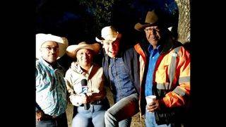 Trail Riders make their way to Houston