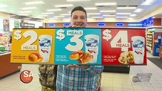 Meal deals for $2, $3, $4 at Circle K San Antonio locations