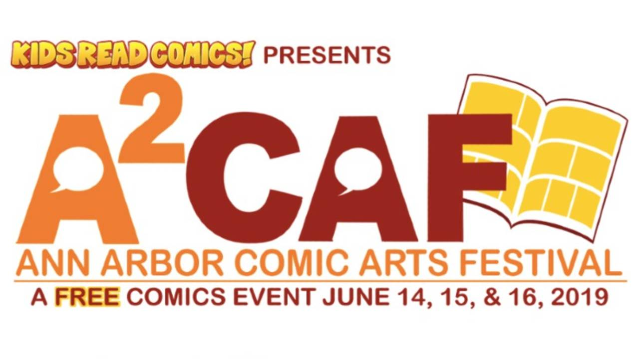 A2CAF comic festival