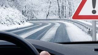 How to drive safely in bad weather