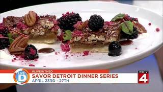 Don't miss your chance to try one of a kind food in the D