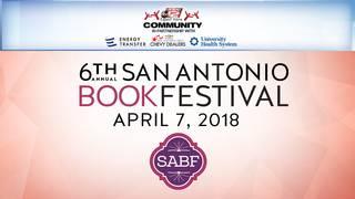 KSAT Community partners with San Antonio Book Festival