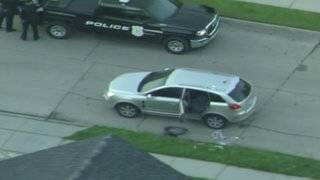 Person shot near 8 Mile Road, Van Dyke in Warren
