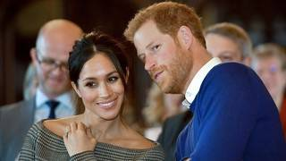 Prince Harry Shares Adorable 'Cheeky' Moment With Meghan Markle in&hellip&#x3b;