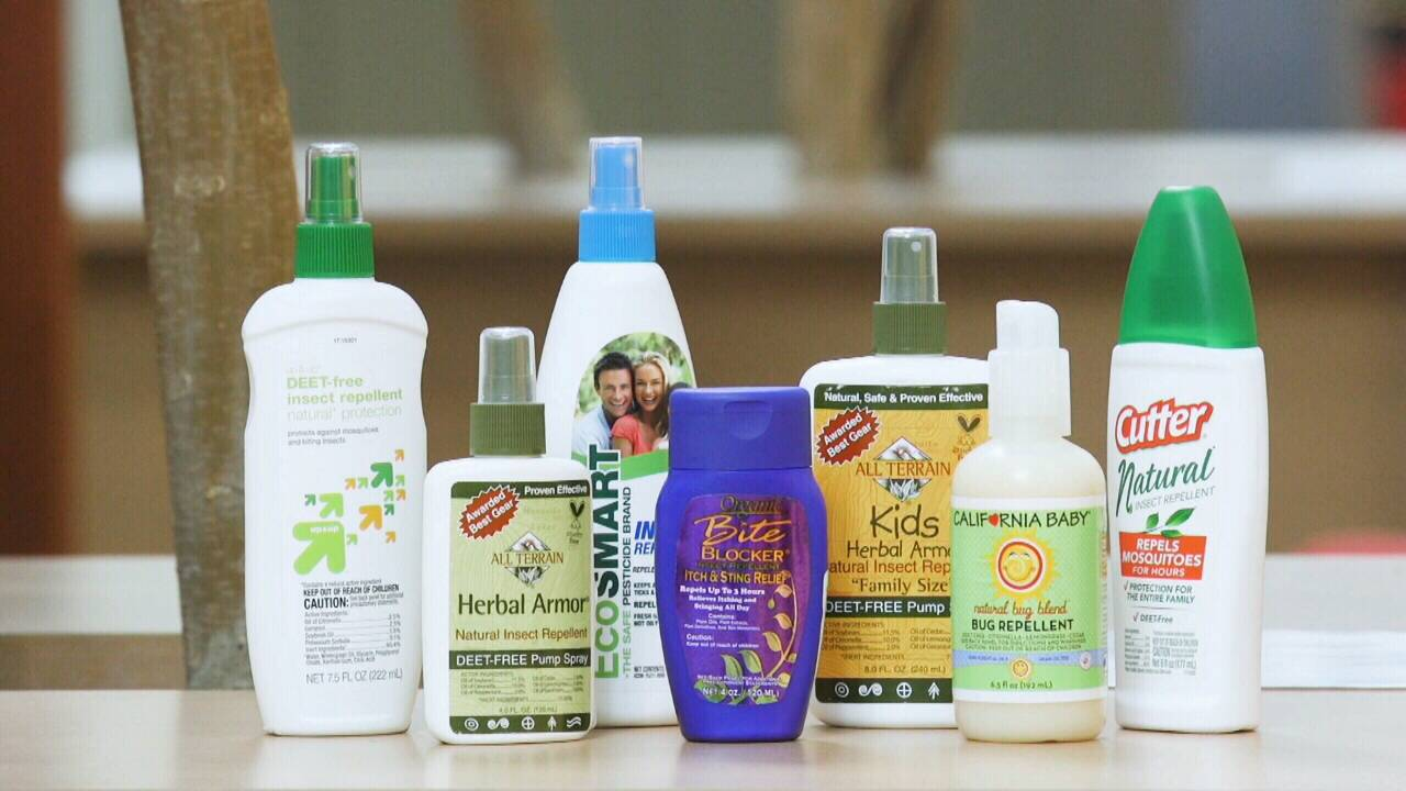 Consumer Reports tests 25 bug repellents, finds 2 protect best