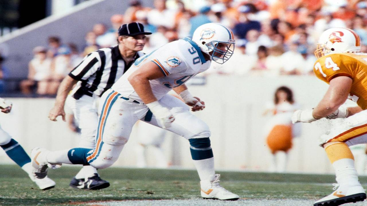 Eric Kumerow vs Tampa Bay Buccaneers in 1988