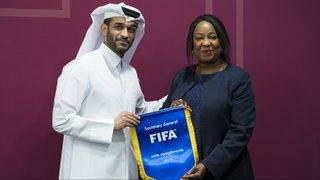 World Cup 2022: FIFA says 48-team tournament 'feasible'