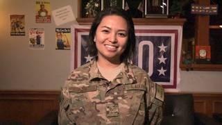 Staff Sgt. Cherry Acha