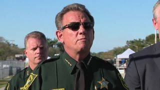 Broward County sheriff out of public eye while BSO missteps mount in Parkland