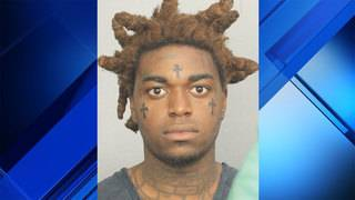 Rapper Kodak Black arrested again in Broward County