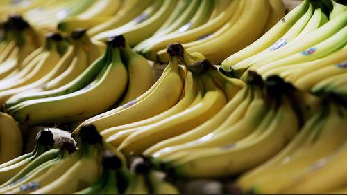 The health benefits of bananas