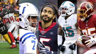 5 fantasy football sleepers for Week 1 of 2019 season