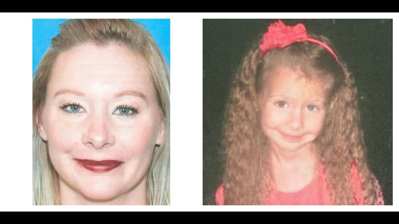 Kathryn and Ava Baldwin missing