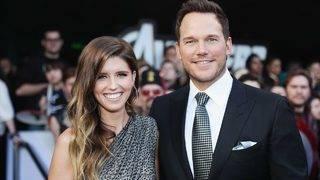 Katherine Schwarzenegger Gushes Over New Husband Chris Pratt and Son…