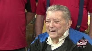US Navy veteran who fought at Pearl Harbor celebrates 96th birthday