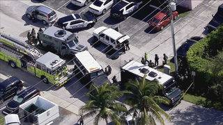 Police mistakenly believe armed man was barricaded in North Miami apartment