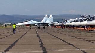 Russia kicks off massive war games, hosts Putin-Xi meeting