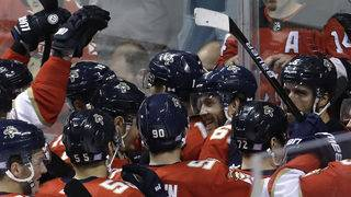 Hoffman scores in overtime, Panthers rally past Devils 4-3