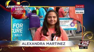 Holiday Greetings: Alexandra Martinez