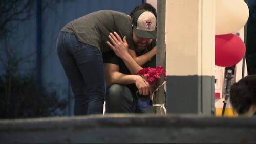 'She didn't deserve this': Man remembers fiancee killed while working at gas station