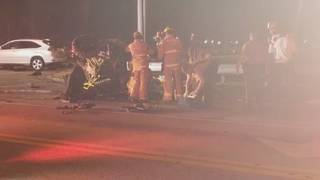 Driver of ATV killed in collision with SUV in southwest Miami-Dade