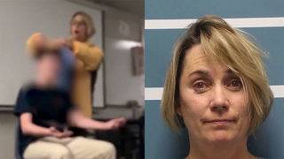Teacher arrested after cutting student's hair in class against his wishes