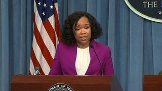 Pentagon spokeswoman under investigation for staff misuse, retaliation