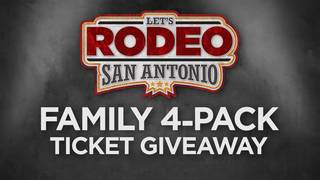 Let's Rodeo San Antonio Special Giveaway