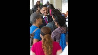 Get to know JuanSánchezMuñoz,President of the University of Houston-Downtown