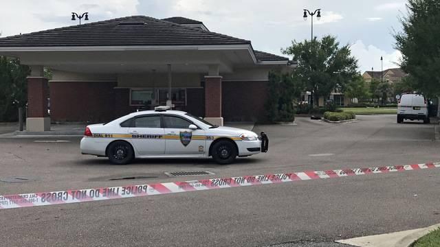 Northside Synovus Bank robbery