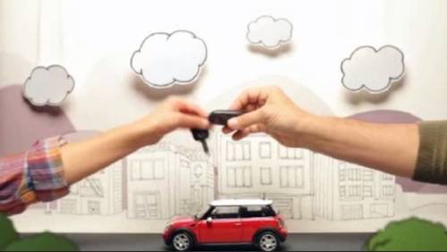 Website offers new car-sharing concept