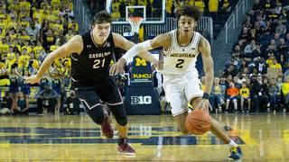 Michigan basketball ranked No. 1 in NCAA's new NET rankings
