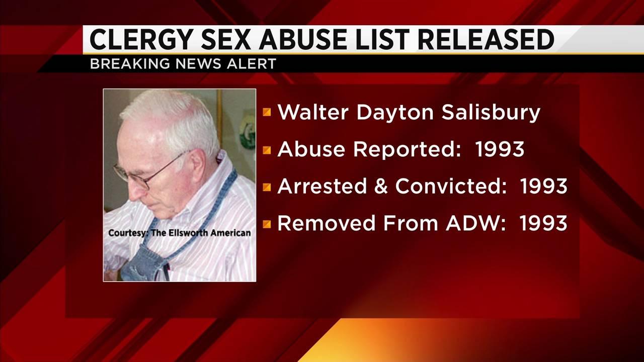 Walter Dayton Salisbury