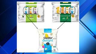 Frito-Lay announces recall for undeclared milk in some Smartfood Delight&hellip&#x3b;