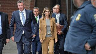 Friends defend Lori Loughlin and husband in college admissions scandal