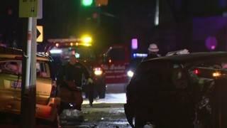 Warren police say break-in suspect crashed car at 8 Mile, Hoover in Detroit